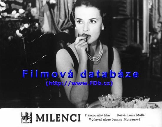 Milenci (1958)
