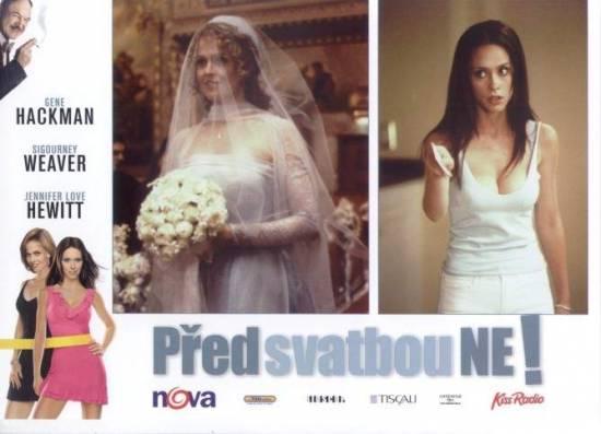 Před svatbou ne! (2001)
