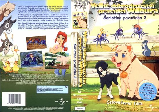 Velké dobrodružsví prasátka Wilbura (2003)