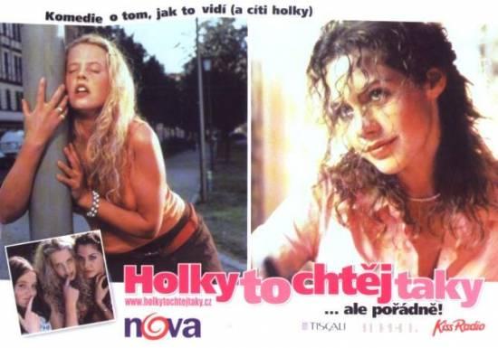 Holky to chtěj taky (2001)