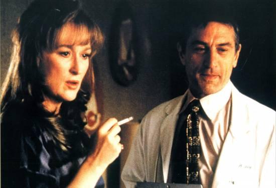 Meryl Streep a Robert De Niro