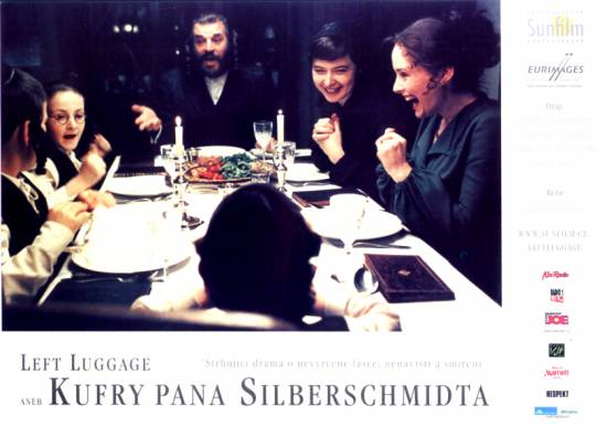 Left Luggage aneb kufry pana Silberschmidta (1997)