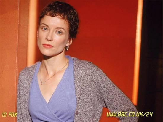 Leslie Hope jako Teri Bauer