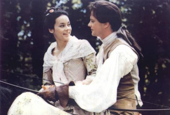 Colin Firth a Meg Tilly