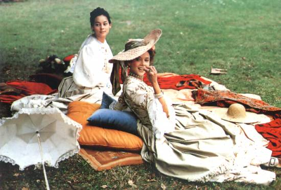 Annette Bening a Meg Tilly