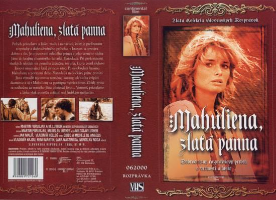 Mahuliena, zlatá panna (1986)