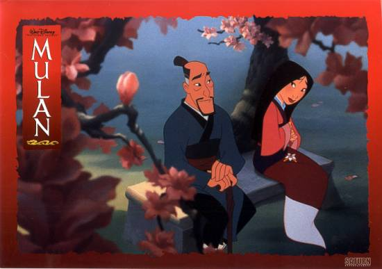 Legenda o Mulan (1996)