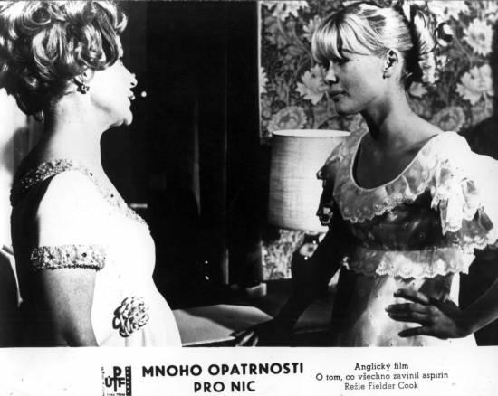 Mnoho opatrnosti pro nic (1968)