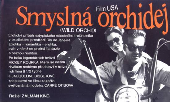 Smyslná orchidej (1989)