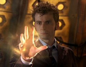 David Tennant jako Desátý Doktor
