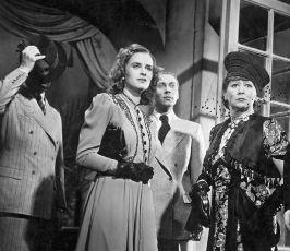 Golowin jde městem (1940)