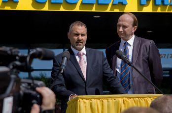 Jan Kalousek a Jan Vondráček