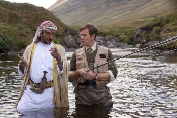 Lov lososů v Jemenu (2011)