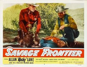 Savage Frontier (1953)