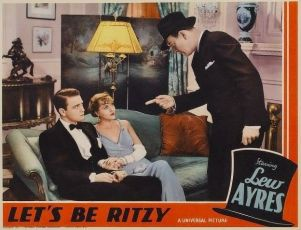Let's Be Ritzy (1934)