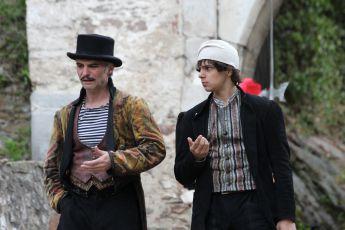 Ivan Trojan a Filip Cíl