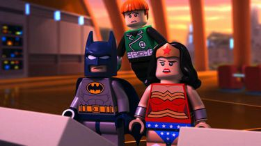 Lego: DC - Liga spravedlivých vs Bizarro (2015) [Video]