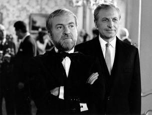Miroslav Macháček a Ladislav Chudík