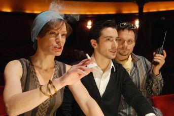 Posedlost tancem (2011)