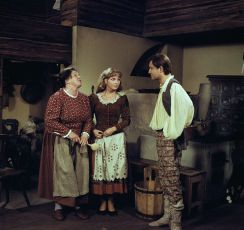 O líné Nitce a prstýnku s rubínem (1984) [TV inscenace]