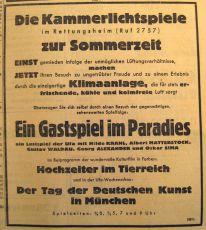 Zdroj: Innsbrucker Nachrichten, 22.7. 1939, str. 27