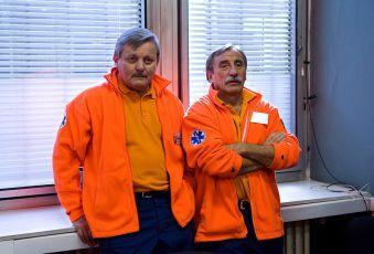 Svatopluk Skopal a Pavel Zedníček