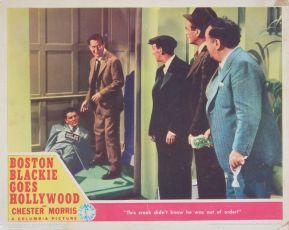 Boston Blackie Goes Hollywood (1942)