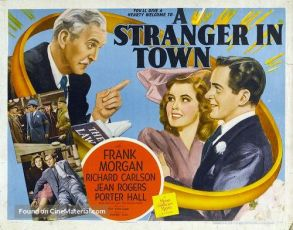 A Stranger in Town (1943)