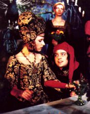 O třech rytířích, krásné paní a lněné kytli (1996)