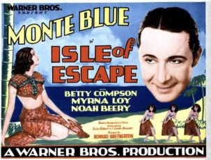 Isle of Escape (1930)
