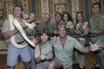 Lovec krokodýlů (1996) [TV seriál]