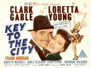 Klíč k městu (1950)
