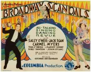 Broadway Scandals (1929)