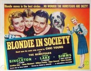 Blondie in Society (1941)