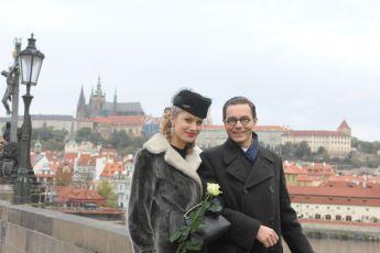 Aneta Faitova jako švédská špionka