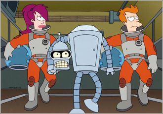 Futurama (1999) [TV seriál]
