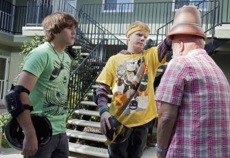 Zeke a Luther (2009) [TV seriál]