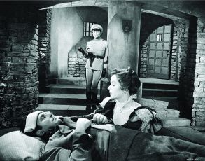 Zajatec na Zendě (1952)