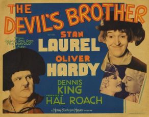 Ďáblův bratr (1933)