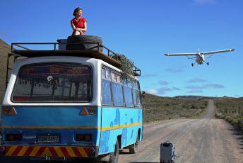Johanna a dobrodruh: Nebe nad Afrikou (2012) [TV film]