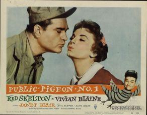 Public Pigeon No. 1 (1957)