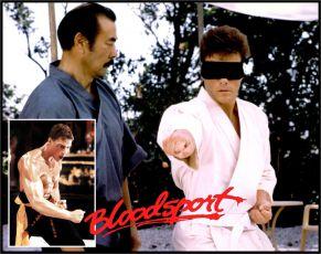 Krvavý sport (1988)