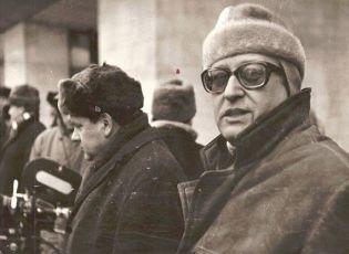 Zdroj: soukromý archiv K. A. Hesse / foto z natáčení