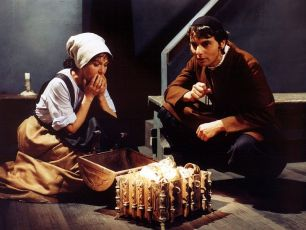 Lenka Termerová a Mário Kubec