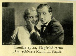 Der schönste Mann im Staate (1931)
