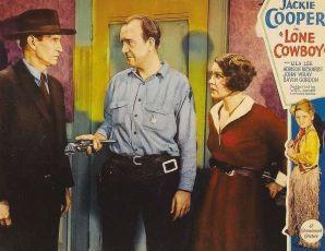 Lone Cowboy (1933)