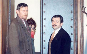 Jiří Schmitzer, Jana Janěková a Erik Pardus