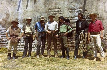 Pistole sedmi statečných (1968)