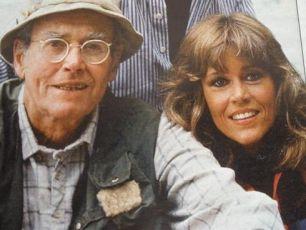 Jane Fonda a Henry Fonda