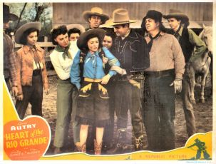 Heart of the Rio Grande (1942)